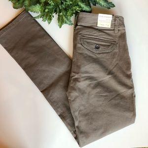 Sonoma Slim Khaki Pants